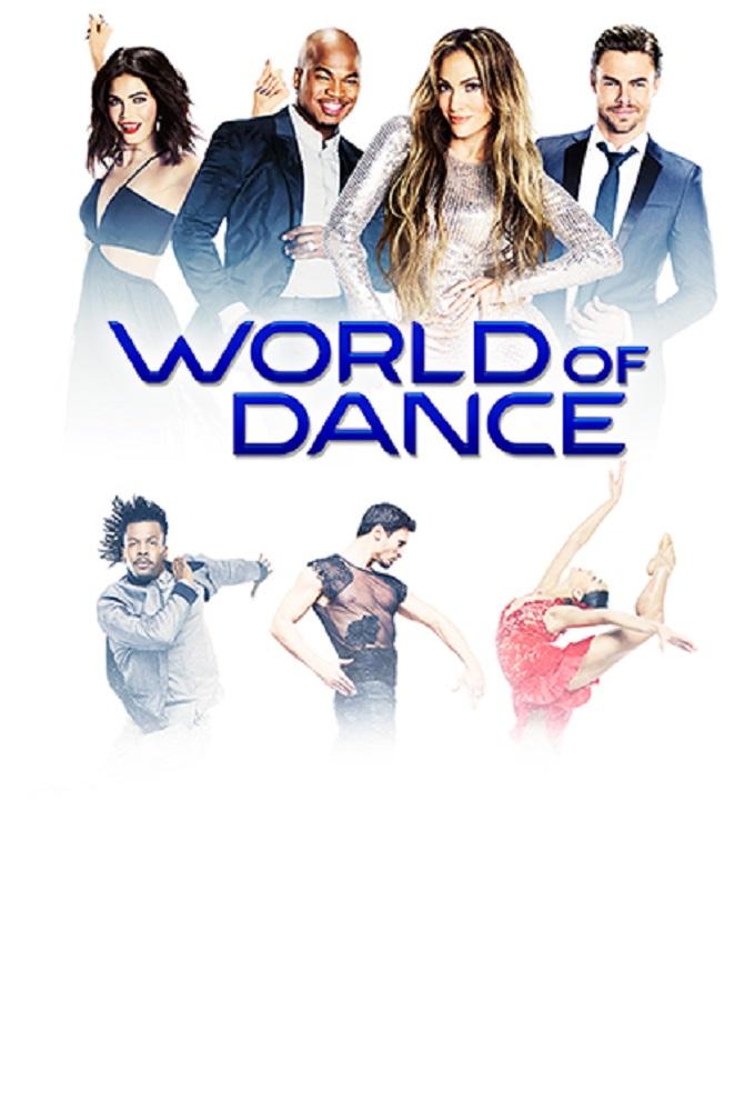 Poster voor World of Dance