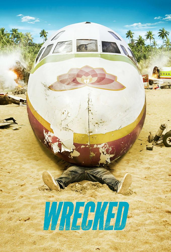 Poster voor Wrecked