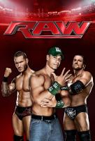 Poster voor WWE Monday Night RAW