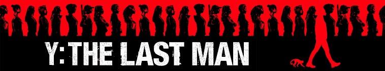 Banner voor Y: The Last Man