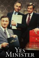 Poster voor Yes Minister