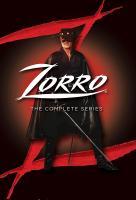 Poster voor Zorro